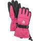 Hestra Jr Gore-Tex Gauntlet Gloves 5-Finger Fuchsia
